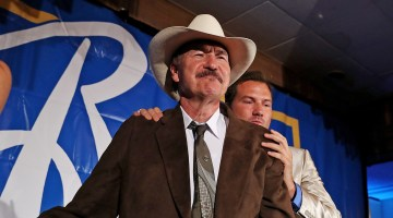Despite Environment and Controversy, GOP Wins Another Race