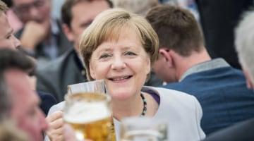 Germany's Merkel Signals Deepening Rift With U.S. Under Trump