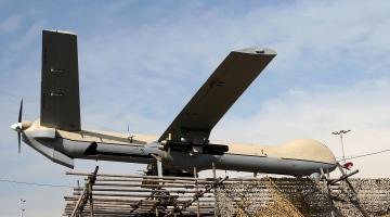 Iran Has Drone Base Near U.S. Troops in Syria