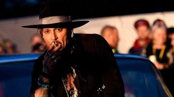 Johnny Depp Raises 'Last Time an Actor Assassinated a President'