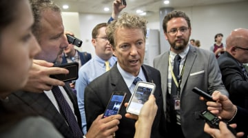Four Senate Republicans Say They Can't Support Health Care Bill Yet