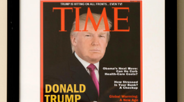 Time Magazine disputes President Trump's 'Person of the Year' claims