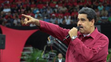 U.S. Slaps Sanctions on Venezuelans to Stop Constitution Rewrite