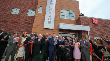 Ferguson Community Center Opens in Place of Burned Gas Station