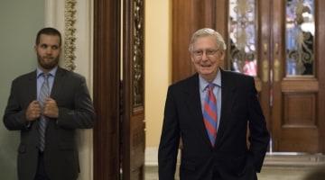 Republicans Release 'Skinny' Obamacare-Repeal Bill