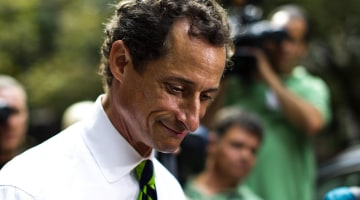 Anthony Weiner, Once a Congressman, Faces Jail As a Sex Offender