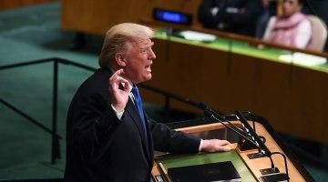 U.S. to Allies: The U.S. Believes in Diplomacy, Despite Trump's Words