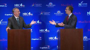 Confederate Monuments, Health Care and Trump Highlight Virginia Debate