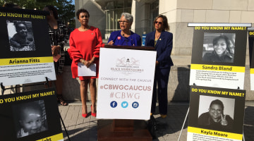 Black Women Lead The Charge At Congressional Conference