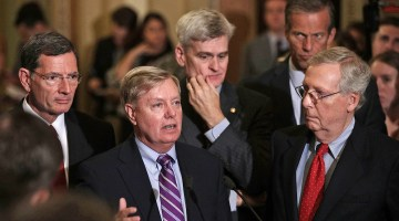 Senate Republicans Abandon Obamacare Repeal Effort for Now