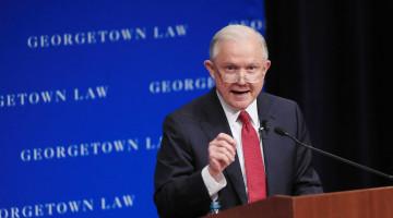 Sessions Defends Trump: NFL Kneelers Made 'Big Mistake'