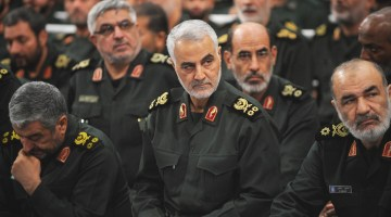 Iranian General Helped Iraqis Seize Kirkuk From U.S. Allies