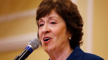 Inside Susan Collins' Decision to Stay in the Senate