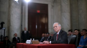 Democrats to Seek Assurances From Sessions on Russia Investigation