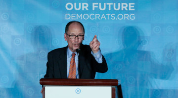 Shake-Up at Democratic National Committee, Longtime Officials Ousted