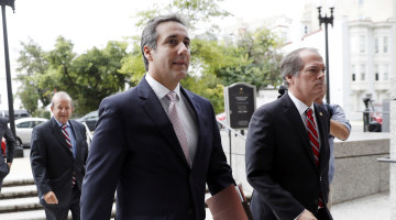 Trump Lawyer Michael Cohen to Appear Before House Intel Panel on Tuesday
