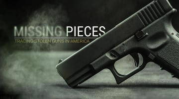 Missing Pieces: Stolen guns tied to notorious California killings