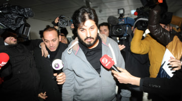 Turkish gold trader Reza Zarrab accused of raping NYC cellmate