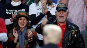 Data: Republican Party ID drops after Trump election