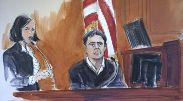 Turkish banker Hakan Atilla strikes blow in U.S. sanctions trial