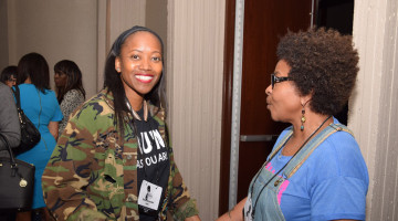 Hundreds of black women gather at Power Rising Summit for activism and engagement