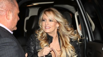 Trump tries to move Stormy Daniels lawsuit to federal court, claims she owes him $20 million