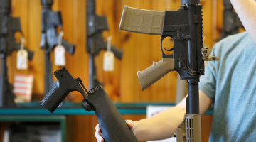 Sessions moves to criminalize possession of bump stocks