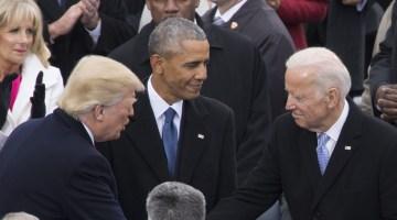 Trump attacks 'crazy' Biden in tweet as 'physically and mentally weak'