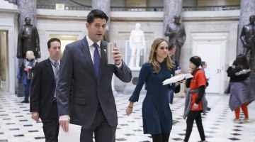 Government spending deal clears House ahead of Friday deadline