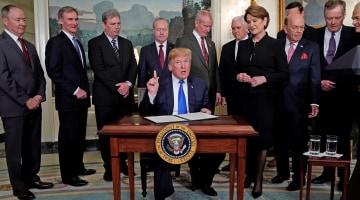 Trump seeks new China tariffs, as trade war worries mount