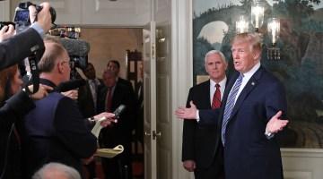 The biggest spending bill loser: President Trump