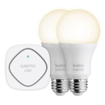 WeMo LED Smart Bulb