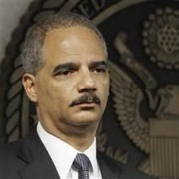 Image: Attorney General Eric Holder announced federal recommendations on school discipline