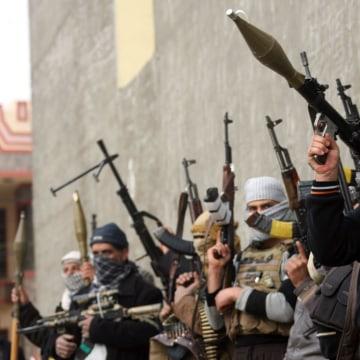 Image: Fighting in Fallujah