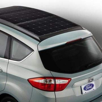 Ford's C-MAX Solar Energi concept car.