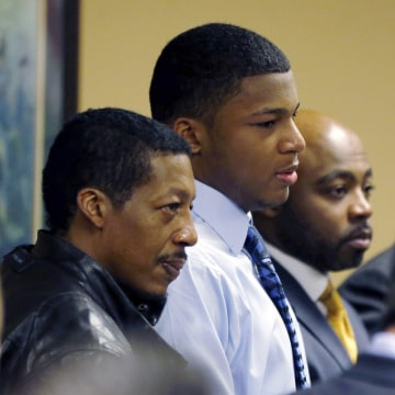 Image: Ma'lik Richmond, Nathaniel Richmond, Walter Madison
