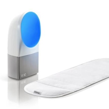 Aura sleep-tracking device