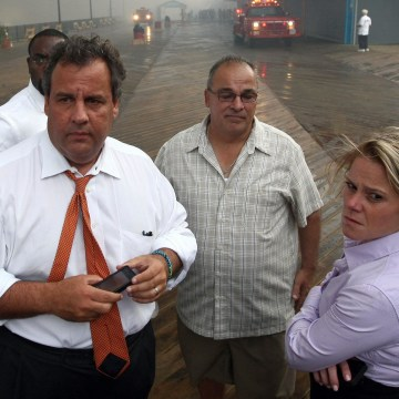 Image: Bridget Anne Kelly, Chris Christie