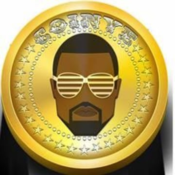Coinye West logo