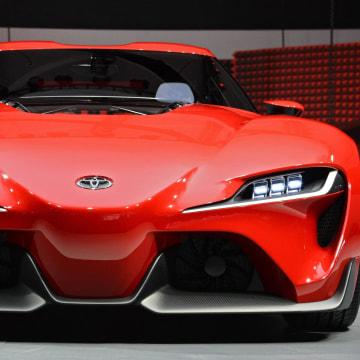 Image: Toyota FT-1
