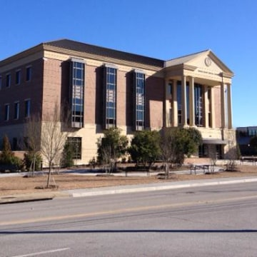 Image: Sumter courthouse