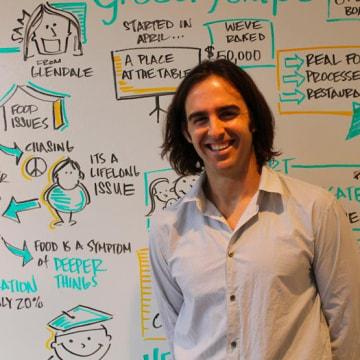 Image: Sam Polk, former hedge-fund trader