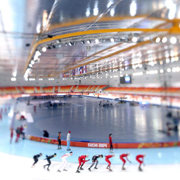 Image: Speed Skating