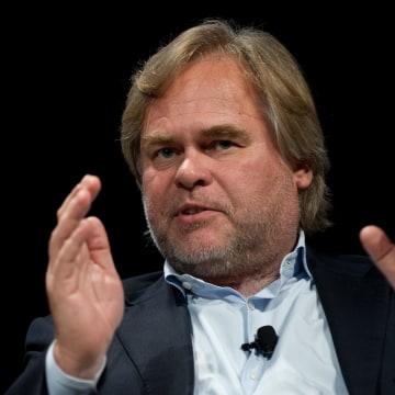 Eugene Kaspersky, CEO of Kaspersky Lab,
