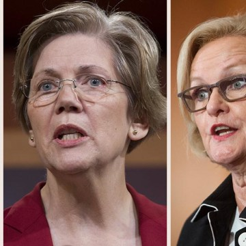 Image: Potential female presidential nominees for 2016