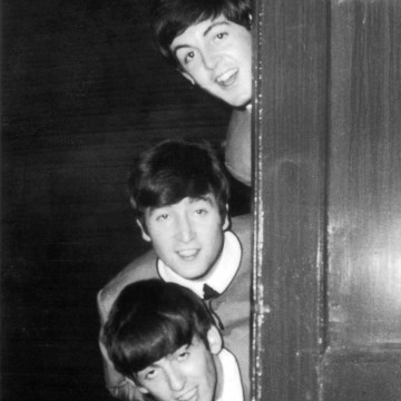 Beatles Backstage