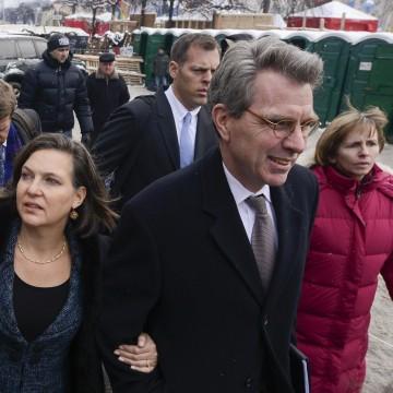 Image: Victoria Nuland visits Ukraine