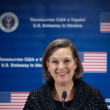 Image: US State Department Assistant Secretary of State for European and Eurasian Affairs Victoria Nuland