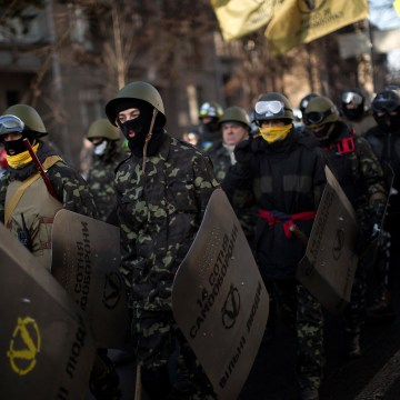 Image: Protest in Ukraine
