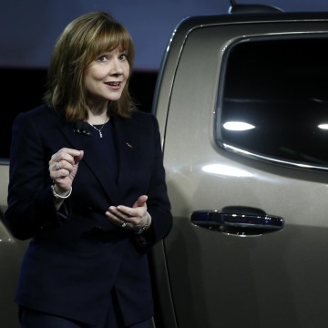 New GM CEO Mary Barra will get a pay package worth 58 percent more than her male predecessor.